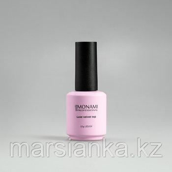 Luxe Velvet top Monami (матовый топ), 15мл