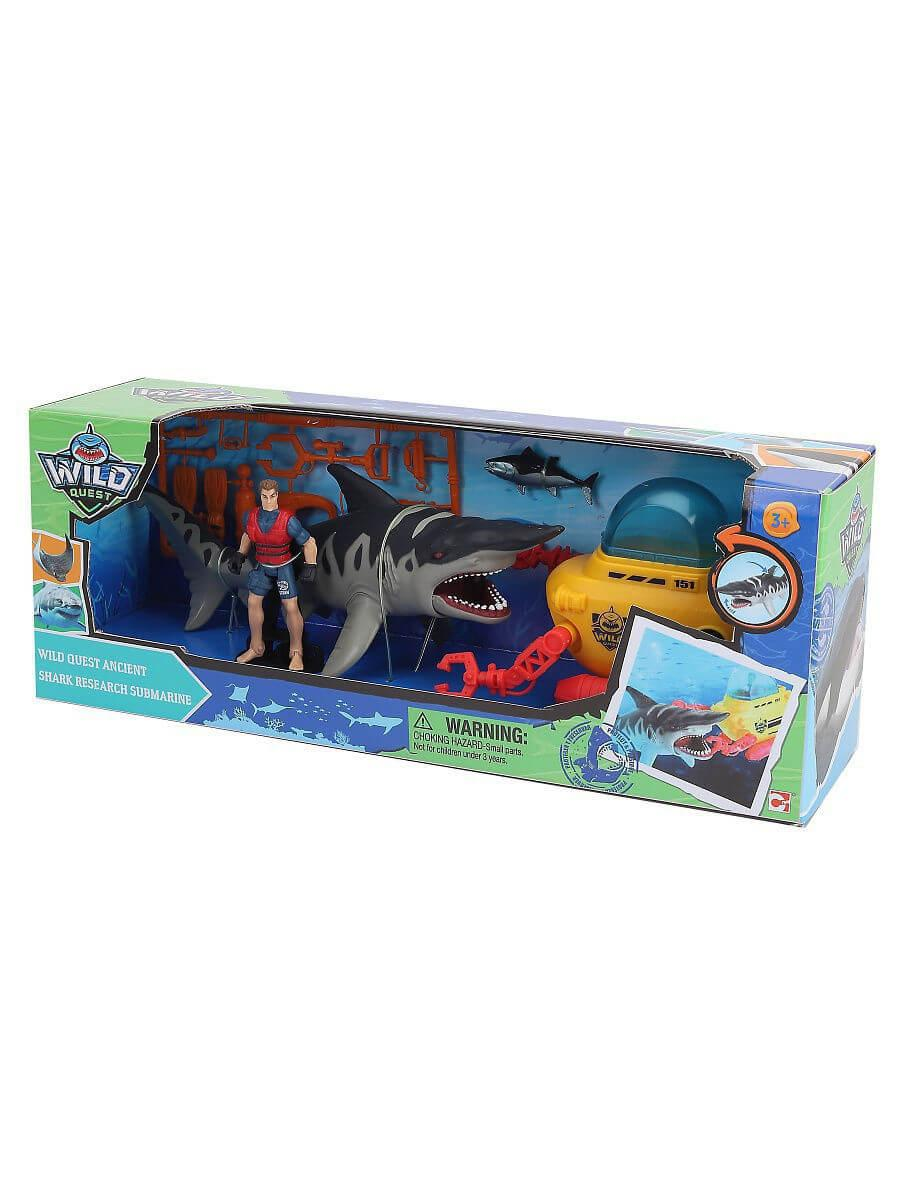 CHAP MEI / Игровой набор: Батискаф аквалангиста