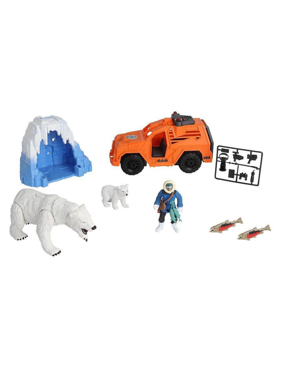 CHAP MEI / Игровой набор: Арктические приключения