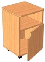 Тумба универсальная для детского сада (400х400х620 мм) арт. ТМ4