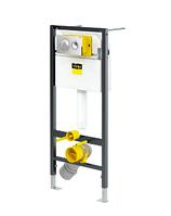 Система инсталляции для унитаза Prevista Dry (Viega)