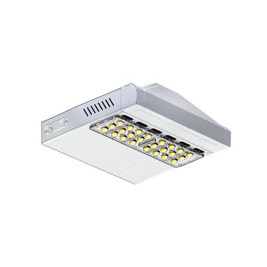 Светодиодный уличный фонарь, iPower, IPSL3000C, 30Вт, Яркость свечения 3000LM, 4500K (Белый Свет), У