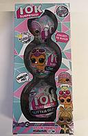 Набор 3шт Кукла LOK (LOL) Suprise в коробке.