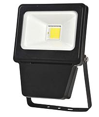 Прожектор LED COB 20W ЧЕРНЫЙ 6000К (TS) 2