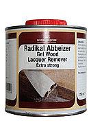 Экстра смывка гель Radikal Thick Wood Stripper 750 ml