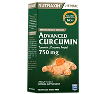 Диетическая добавка Nutraxin Advanced Curcumin
