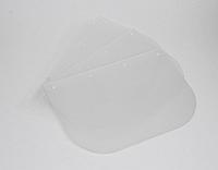 Запасные накладки для защитного экрана для лица