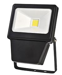 Прожектор LED COB 50W ЧЕРНЫЙ 6000К (ТЕКЛЕД)