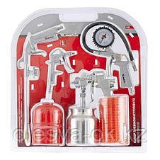 Набор пневмоинструмента, 5 предметов, MATRIX 57302, фото 2