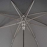 Мужской зонт ELEGANT GREY, фото 3