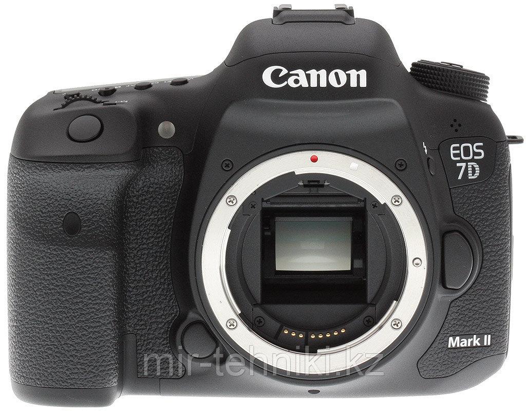 Фотоаппарат Canon EOS 7D MARK II Body WI-FI + GPS гарантия 2 года
