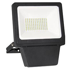 Прожектор светодиодный SMD 50W ЧЕРНЫЙ 6000К (TS)