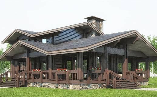 Проект дома №2245