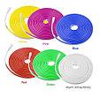 Гибкий неон 12V MINI (FLEX NEON), белый,теплый,красный, зеленый,желтый,синий,розовый,фиолетовый, фото 2