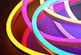 Гибкий неон 12V MINI (FLEX NEON), белый,теплый,красный, зеленый,желтый,синий,розовый,фиолетовый, фото 3