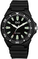 Японские наручные часы Q&Q VS44J005Y. Гарантия. Kaspi RED. Рассрочка.