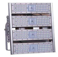 Прожектор LED POWERLIN S200 200W 6000K 60 линз СЕРЫЙ
