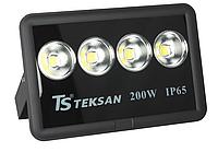 Прожектор светодиодный TS007 200W 6000K (ТЕКЛЕД)