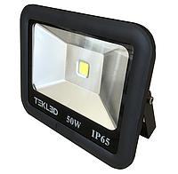 Прожектор светодиодный TY004 50W 6000K (TEKLED)