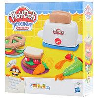 """Пластилин Плей До - Play-Doh """"Тостер"""""""