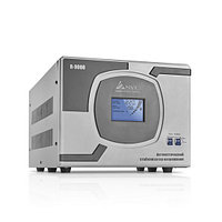 Стабилизатор (AVR), SVC, R-9000, Мощность 9000ВА/7000Вт, LCD-дисплей, Диапазон работы AVR: 110-275В,, фото 1