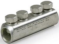 Муфты соединительные для 4-х 1 кВ с болтовыми соединителями со срывными головками GUSJ-01/4х16-95