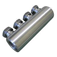 Муфты соединительные для 4-х жил 1 кВ с болтовыми соединителями со срывными головками GUSJ-01/4х120-240