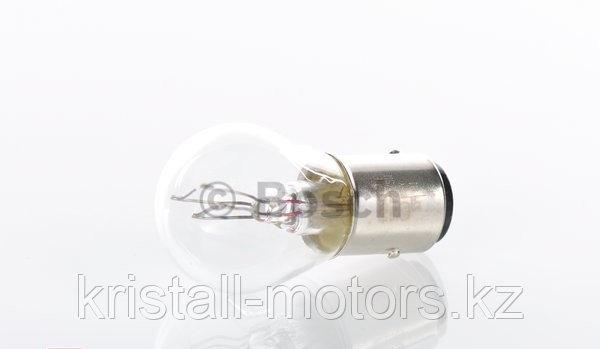 Лампа накала BOSCH 1987302202 P21/5W 12V 21/5W BAY15d