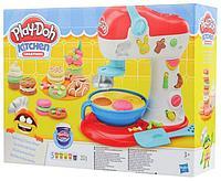 "Пластилин Плей До - Play-Doh набор ""Миксер для конфет"""
