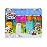 Пластилин Плей До - Play-Doh набор Готовим обед