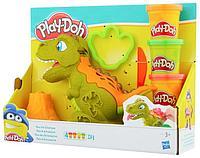"Пластилин Плей До - Play-Doh ""МОГУЧИЙ ДИНОЗАВР"""