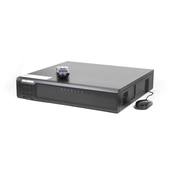 Сетевой видеорегистратор, EAGLE, EGL-NH7016-H, 16 каналов, Пентаплекс, Разрешение записи: 5MP/4MP/3M