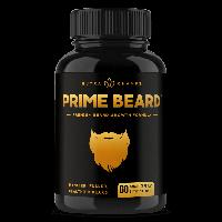 БАД Prime Beard витамины для роста бороды, США (60 таблеток), фото 1
