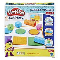 """Пластилин Плей До - Play-Doh """"Текстуры и Инструменты"""""""