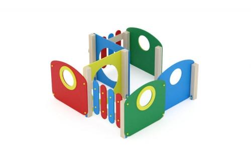 Лабиринт кубик