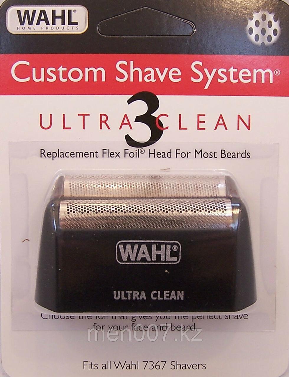 Сетка для шейвера Wahl Shaver Ultra Clean 4000 Foil (черная)