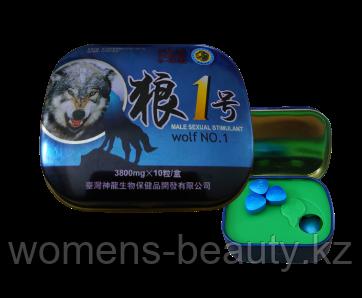 Wolf NO.1 Волчий инстинкт - Стимулятор потенции для мужчин