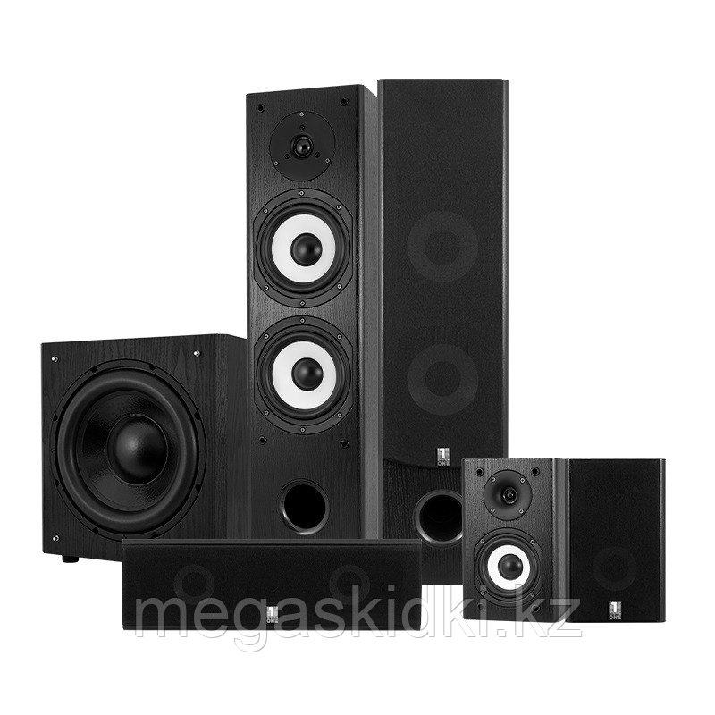 Комплект акустики для домашнего кинотеатра 5.1 System One HCS