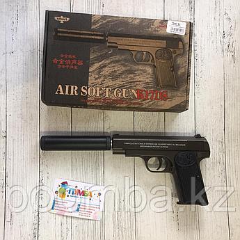 Игрушечный пистолет ТТ
