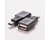 Переходник USB mama-mini USB