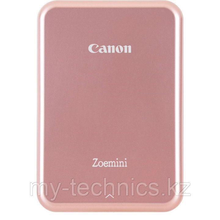 Мобильный принтер Canon ZOEMINI PV123 Rose Gold 3204C004