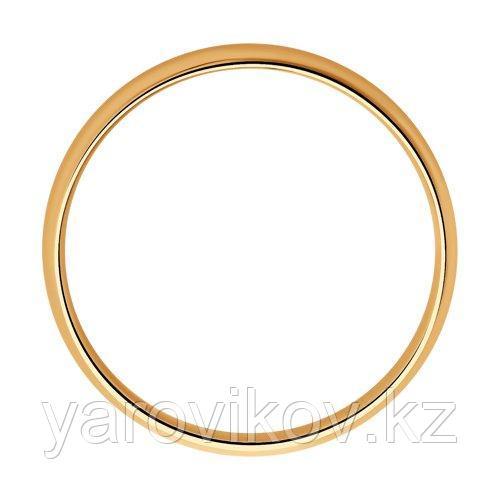 Серебряное кольцо SOKOLOV 93110001 - фото 2
