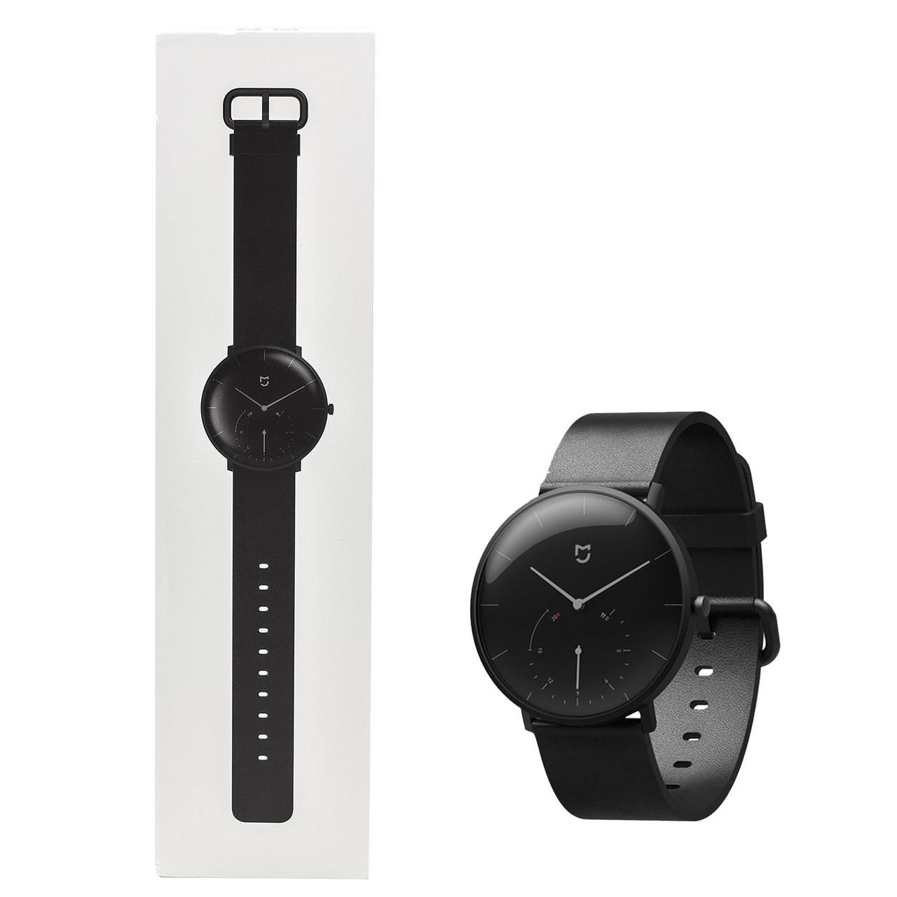 Смарт-часы Xiaomi Mijia Quartz SYB01, Black