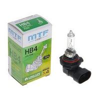 Лампа автомобильная MTF, Standard30, HB4 9006, 12 В, 55 Вт, HS12B4