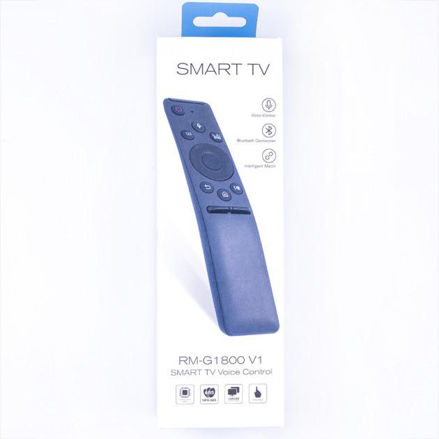 HUAYU / Пульт RM-G 1800 V1 для всех телевизоров Samsung SMART TV с 2018г с голосовым управлением
