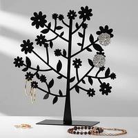 Подставка для украшений 'Дерево', 19*5*20 см, цвет чёрный (комплект из 2 шт.)