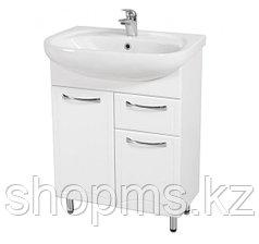 Мебель AQUARODOS Декор 65 - шкаф с умыв. 2196500U  NOVA 65 см