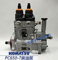 ТНВД KOMATSU PC650-7 6218-11-7130