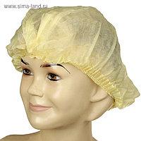 Медицинская шапочка Шарлотта Elegreen, желтая