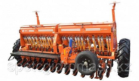 Сеялка зерновая СЗФ-4000-V (вариаторная)  пр-во Фаворит, Украина, Кропивницкий